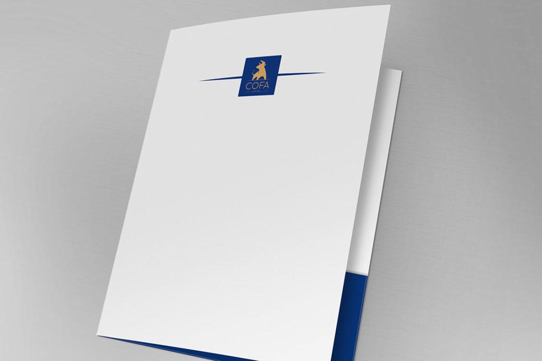 Folder Frente Cofa